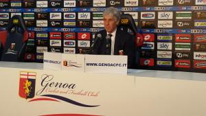 Gasperini conferenza stampa