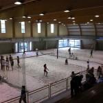 palabeach spotorno beach volley pallavolo