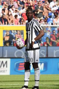 FOTO IPP/Valentina Martini Genova 20-09-2015 Serie A 2015/2016  Genoa - Juventus NELLA FOTO POGBA RIGORE
